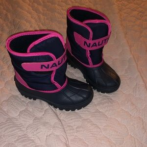 Náutica Toddler Snow Boots, Like New